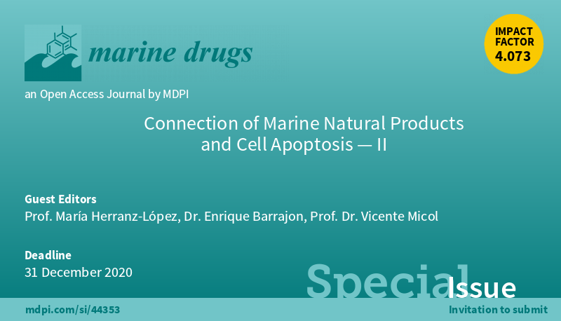 Connection of Marine Natural Products and Cell Apoptosis—II